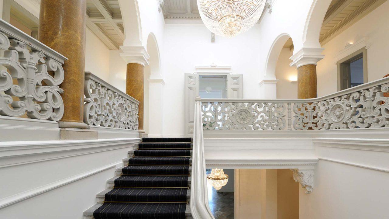 Palais stiegenaufgang
